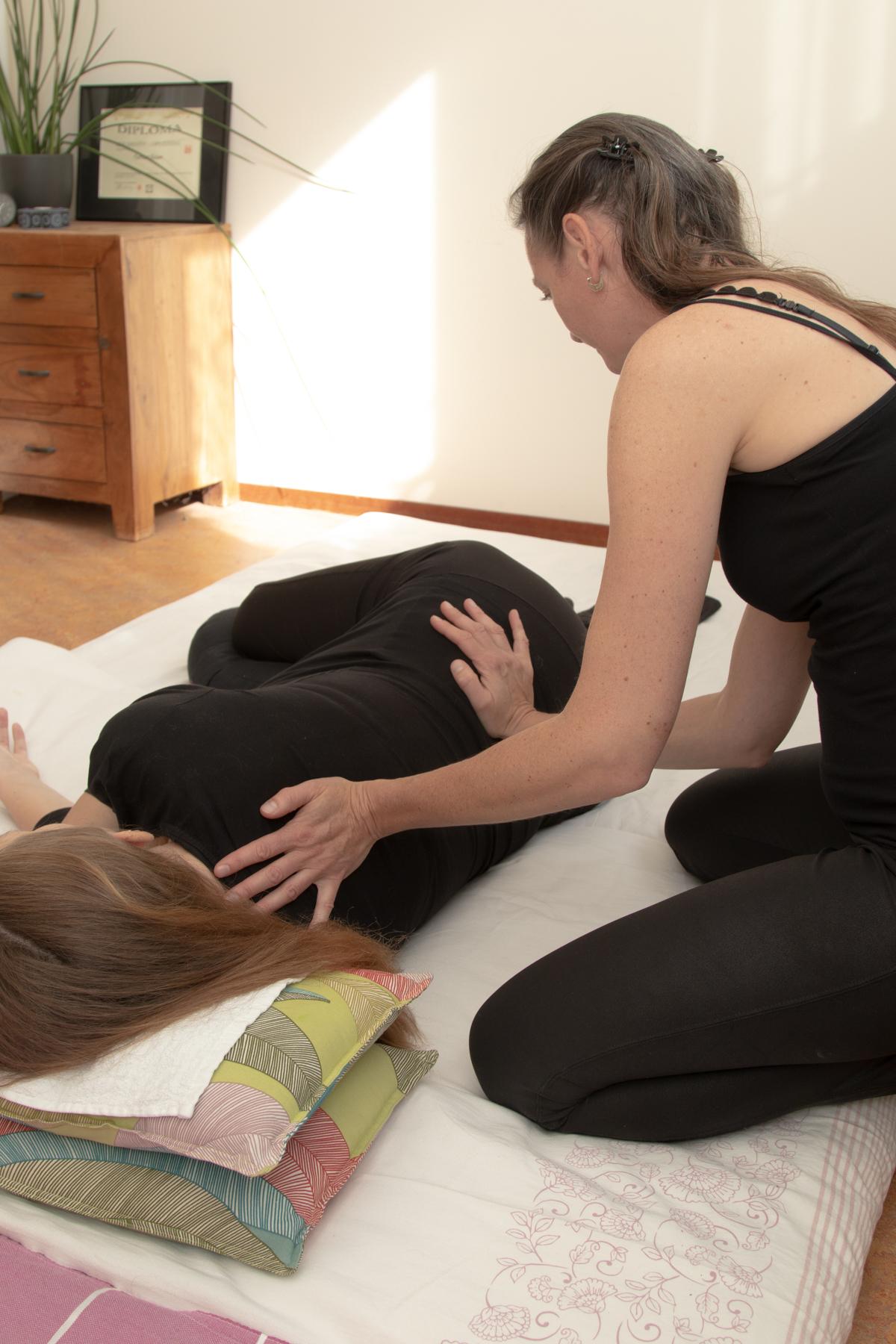 Zwanger 3e trimester rugdiagnose